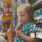 Temper Tantrum in the Store!