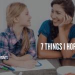 7 Things I Hope My Kids See in Me