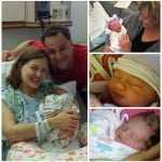 """Our """"Christmas Miracle"""" Granddaughter's Birth"""