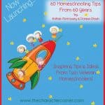 60 Homeschool Tips From 60 Years – Launching TODAY!