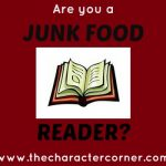 Are You a JUNK FOOD Reader?!