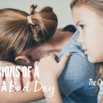 Confession of a Mom On A Bad Day