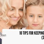 10 Tips For Keeping Kids Safe Online