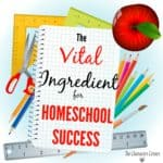 The One Vital Ingredient For Academic Success