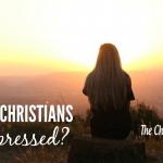 Should Christians Get Depressed?