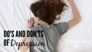 Do's and Don't of depression