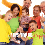 7  Tips For A Big Happy Family