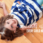 30 Words of Affirmation Every Child Needs To Hear (And  Printable)