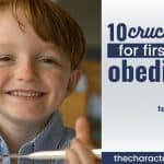 10 Crucial Tips for First Time Obedience