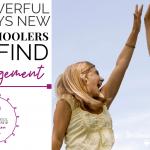 5 Powerful Ways New Homeschoolers Can Find Encouragement