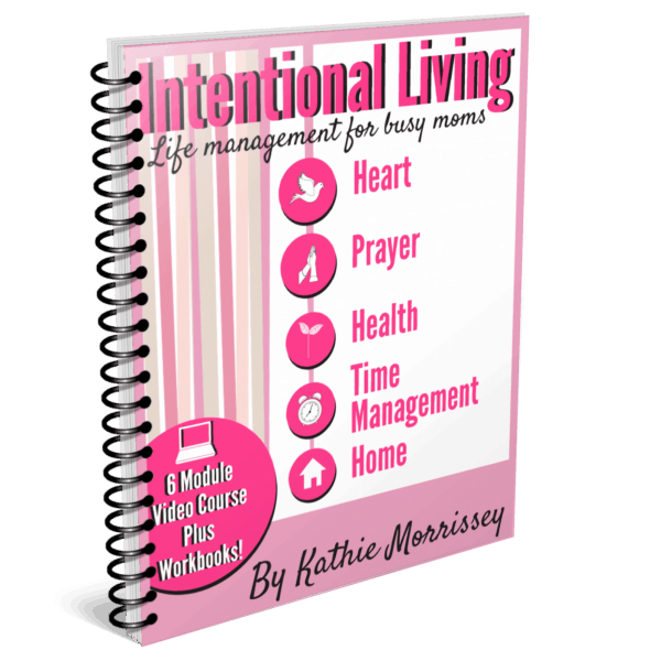Intentional Living Cover Update Spiral