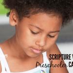 Scripture Verses Your Preschooler Can Memorize