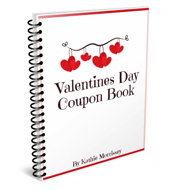 Valentines Day Coupon book