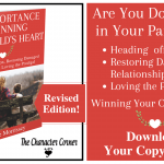 The Importance of Winning Your Child's Heart eBook