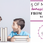 5 of My Best Homeschool Tips From 31 Years
