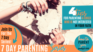 4 Tips For Parenting A Child Who Is Not Interested In Your Faith Girl Covering Face
