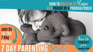 How To Hold On To Hope As A Parent Of A Prodigal Child Girl Holding Bear