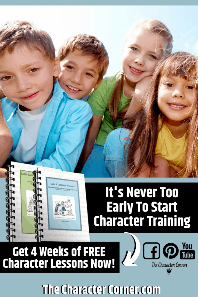 4 weeks free character lessons happy kids