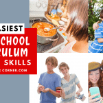 The Easiest High School Curriculum for Life Skills