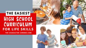 Hig School Teen Life Skills