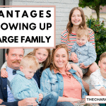 Advantages Of Growing Up In A Large Family