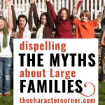Dispelling the Myths about Large Families