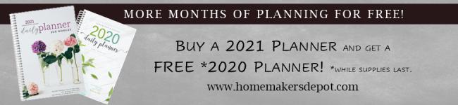 2020-2021 BOGO Planner Graphics 650x150