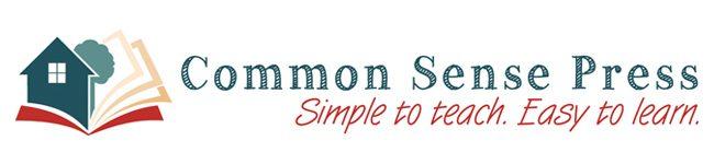 CSP Banner - Common Sense Press