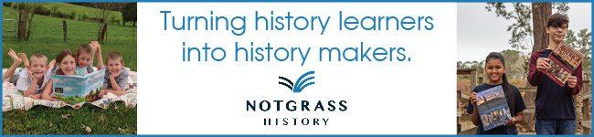 Notgrass History 650x150 Banner - John Notgrass