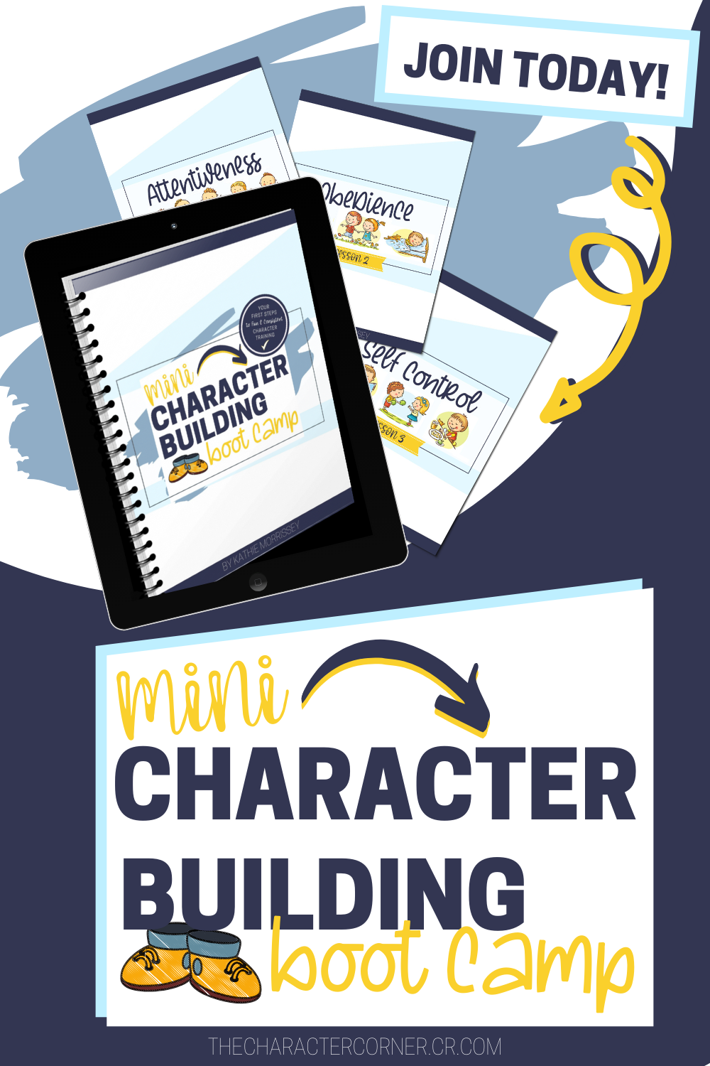 Join the Mini Character Boot Camp!