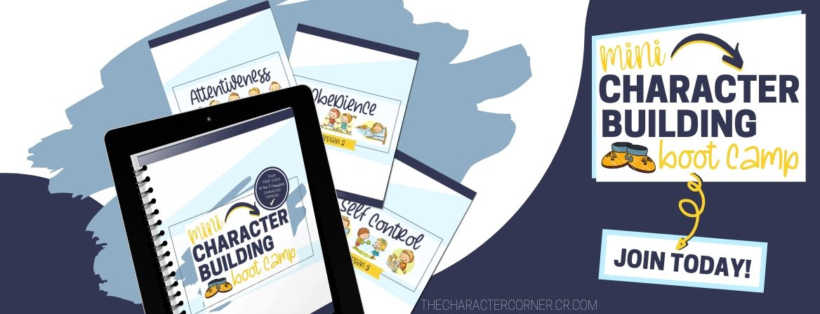 Mini Character Building Boot Camp Products